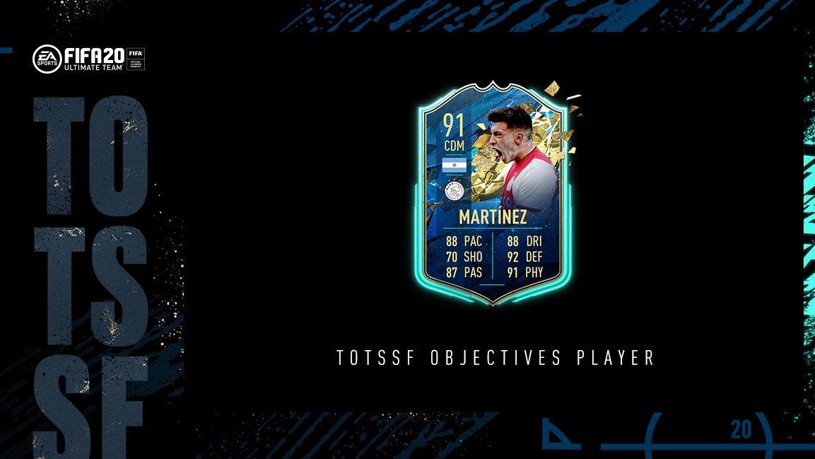 Martinez Ajax TOTSSF