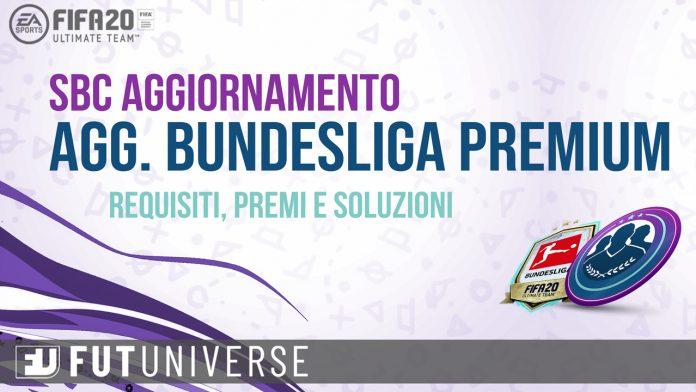 SBC Aggiornamento Bundesliga Premium