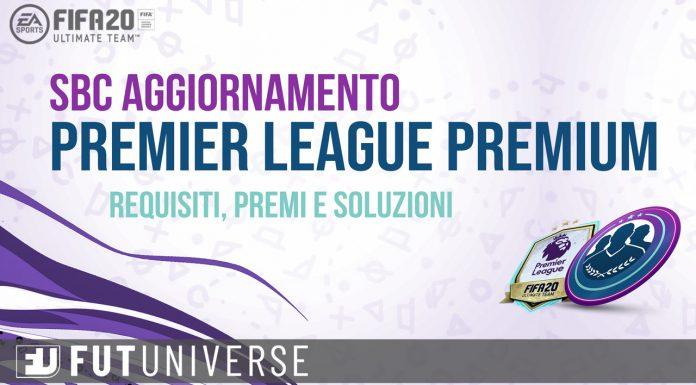 SBC Aggiornamento Premier League Premium