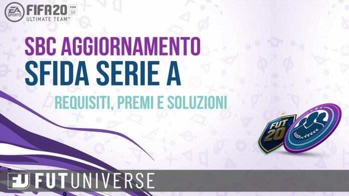 SBC Sfida Serie A