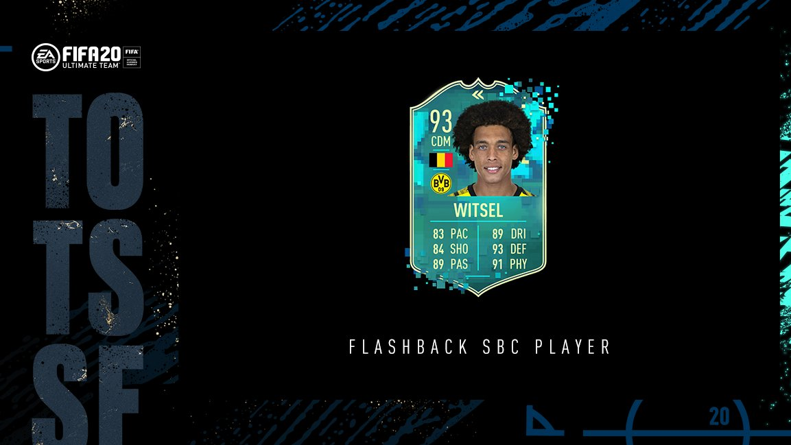 Witsel Flashback TOTS