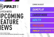 Fifa 21 Calendario Pitch Notes