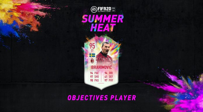 Ibrahimovic summer Heat
