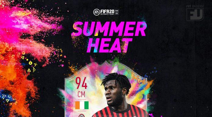 SBC Kessiè Summer Heat