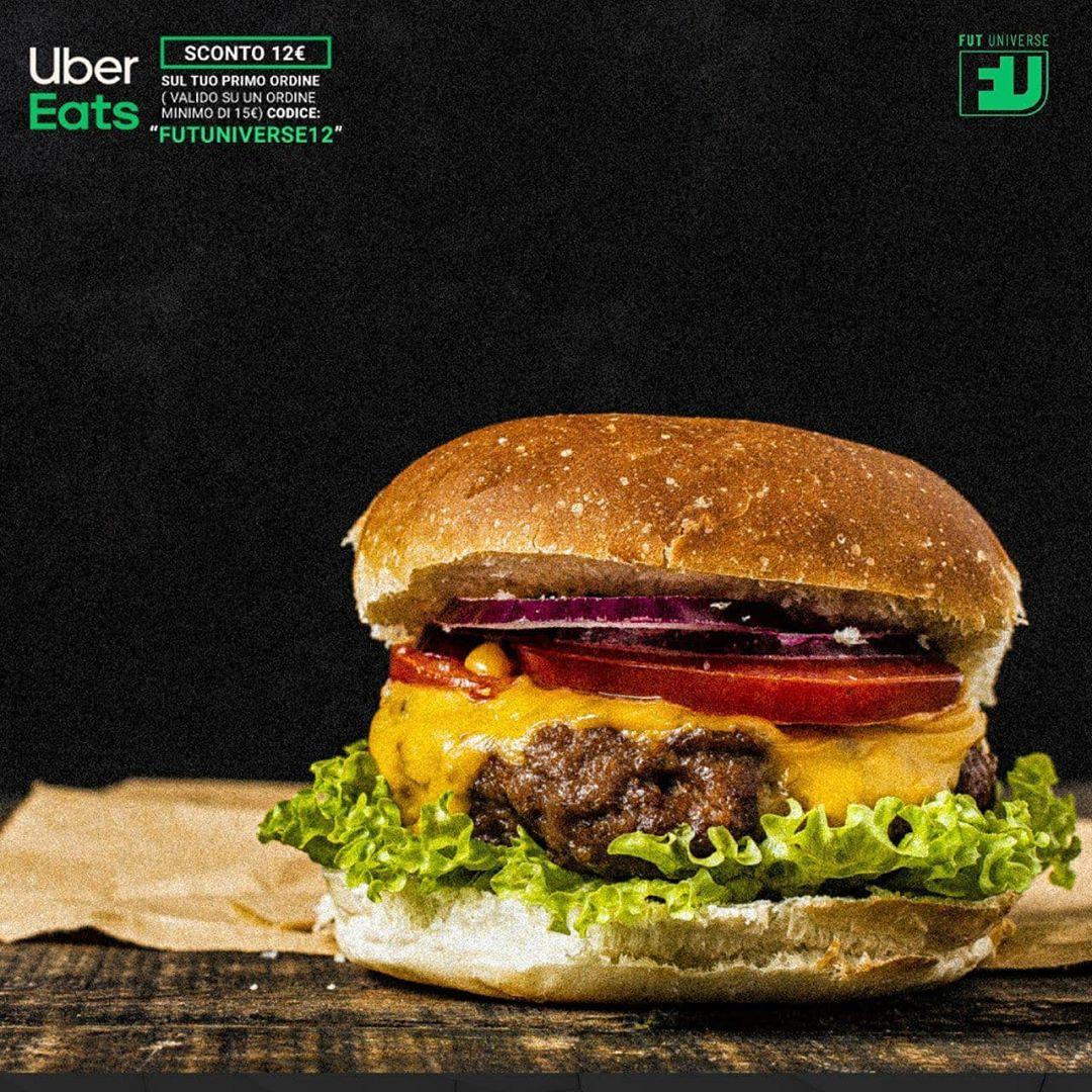 Promo Uber Eats Sconto 12 euro giugno 2020