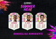 Candidati Summer Heat Bundesliga