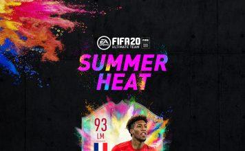 Coman FIFA 20 Obiettivo Summer Heat