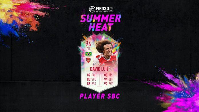 David Luiz SBC
