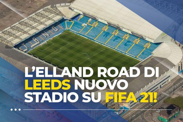 Elland Road FIFA 21