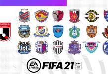 Fifa 21 J-League
