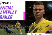 Fifa 21 Gameplay Trailer