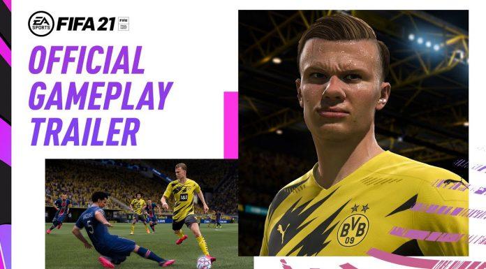 Fifa 21 Gameplay Trailer