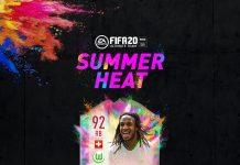 Fifa 20 Mbabu Summer Heat