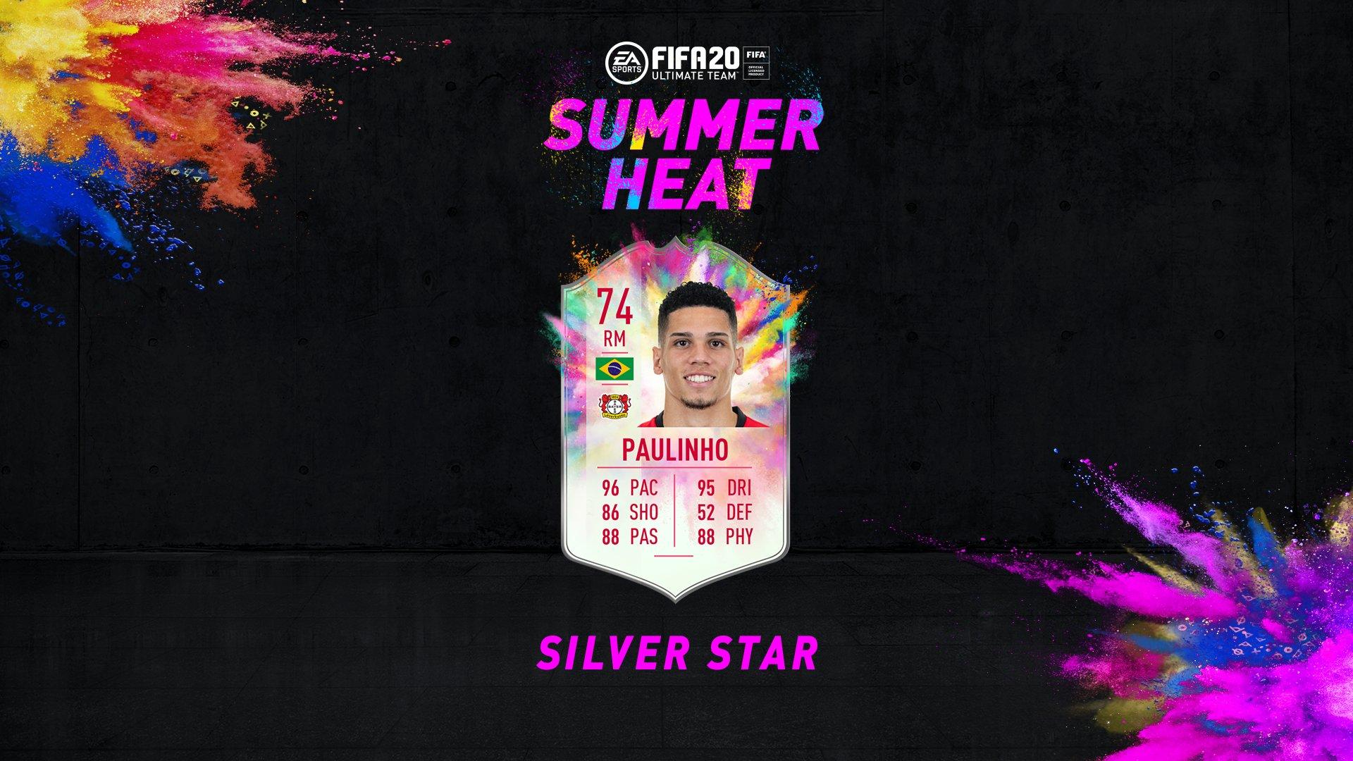 Paulinho Silver Star