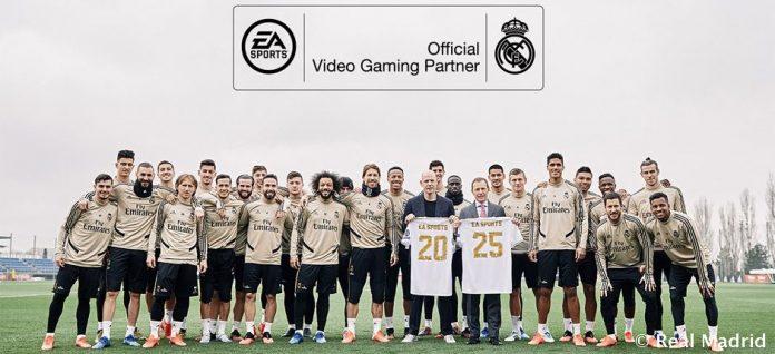 Real Madrid FIFA 2025