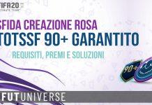 SBC TOTSSF 90+ garantito