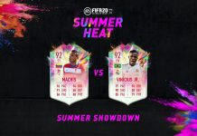 Vinicius Jr Machis Summer Heat Showdown