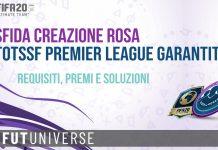 TOTSSF Premier League Garantita