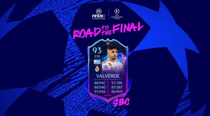 Valverde Road to the Final