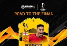 SBC Greenwood Road to the Final
