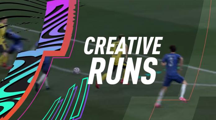 Inserimenti Creativi FIFA 21
