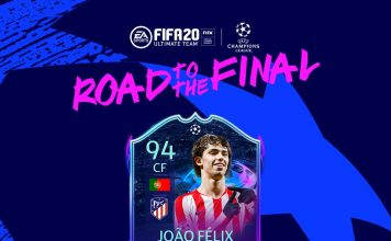Joao Felix Road to the Final