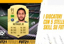 5 stelle Skill FIFA 21