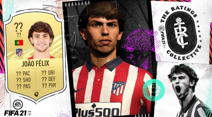 Joao Felix Overall FIFA 21