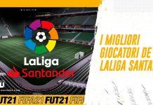 Migliori giocatori LaLiga FIFA 21