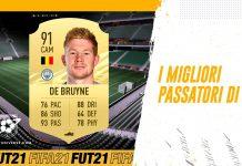 Miglior passaggio FIFA 21 FUT