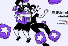 Twitch SUBTember