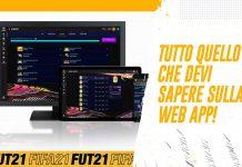 Web App FIFA 21