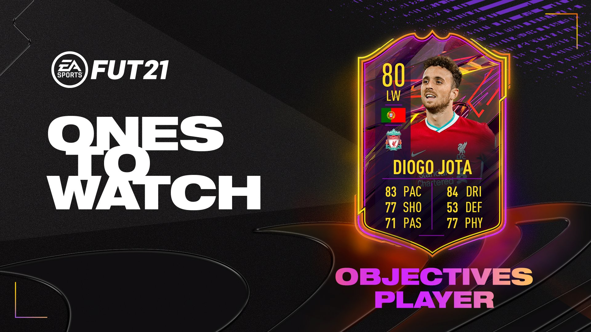 Diogo Jota Ones to Watch