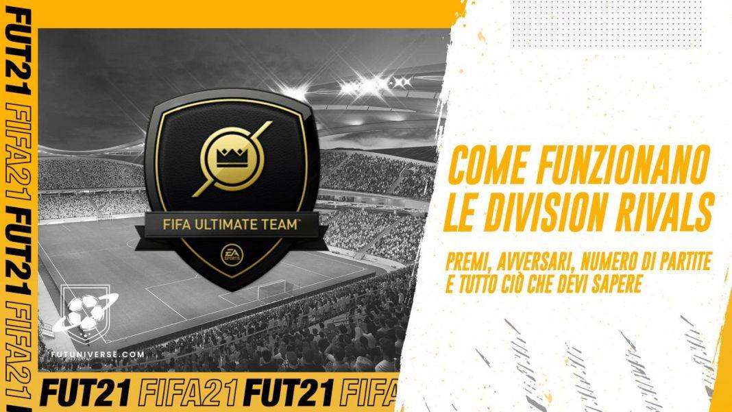 Division Rivals FIFA 21