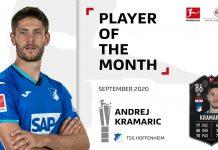 Kramaric POTM Settembre Bundesliga FIFA 21
