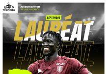 Niane POTM Ligue 1 Settembre