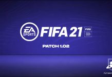 Patch 1.02 FIFA 21