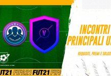 SBC Incontri Principali UEFA FIFA 21