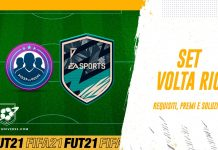 SBC Set Volta Rio