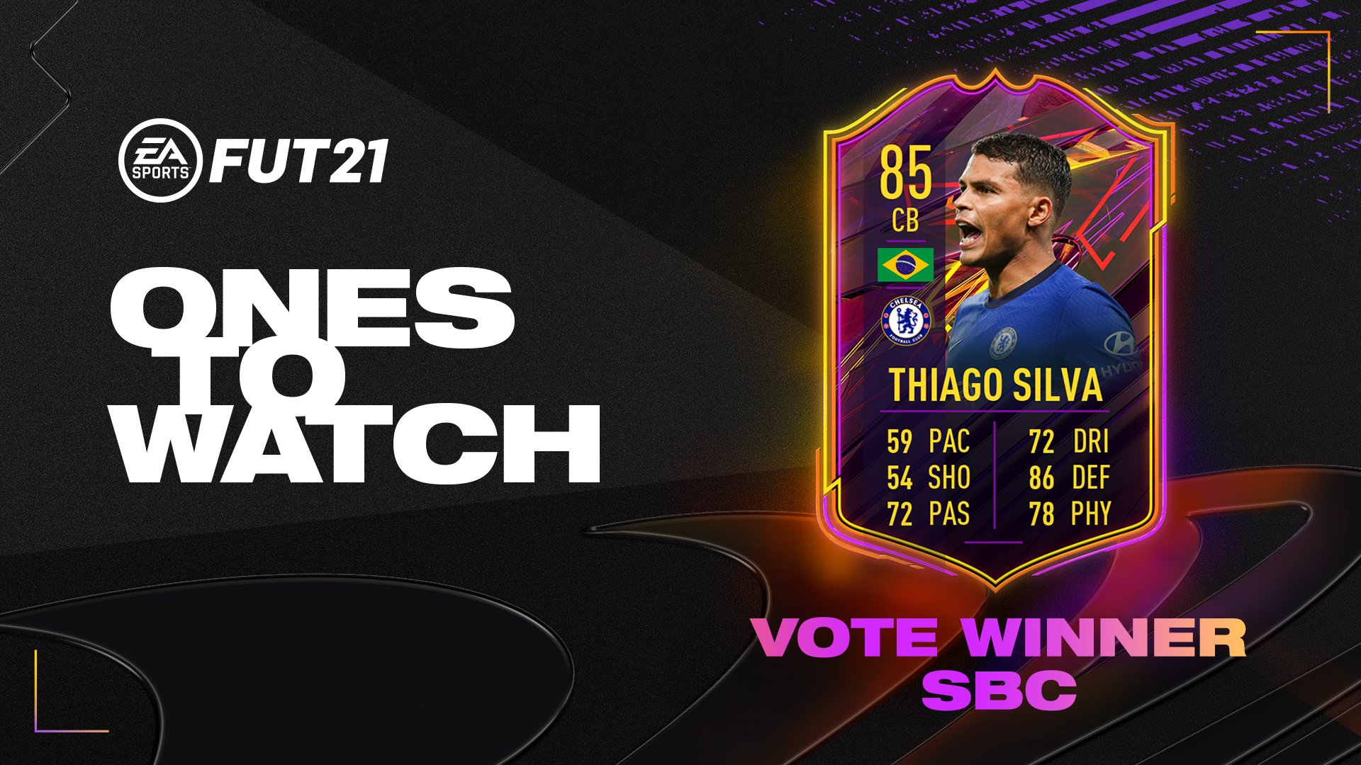 Thiago Silva Ones to Watch