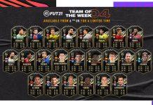 TOTW 4 FIFA 21
