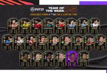 TOTW 5 FIFA 21