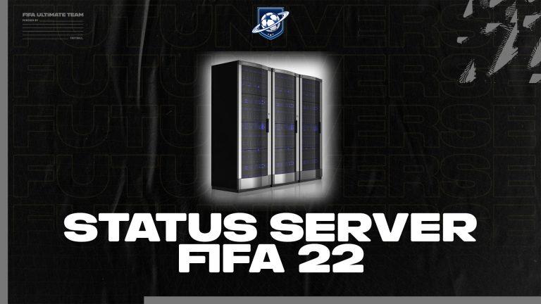 Fifa 22 Status Server, manutenzione e segnalazione problemi